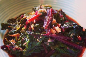 What to do with beetroot greens