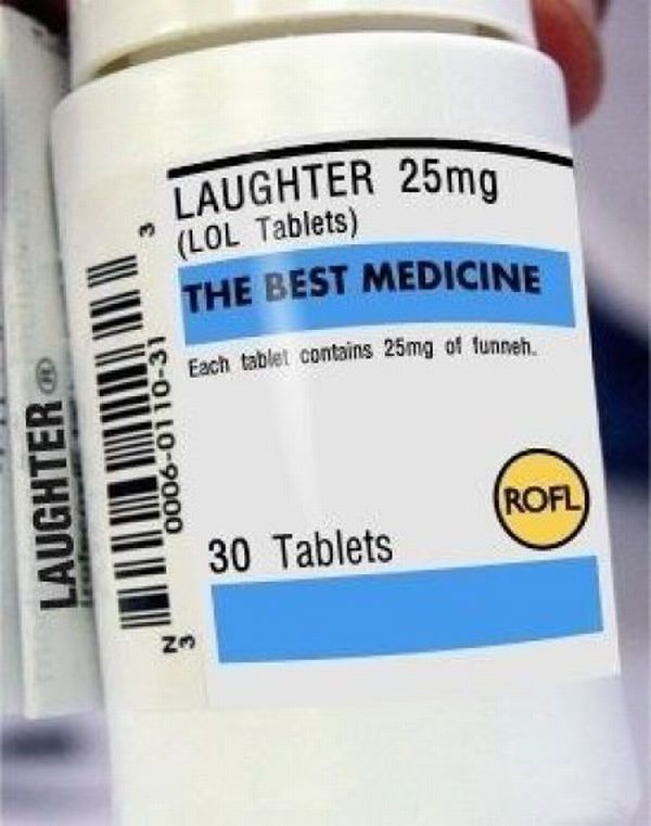 Laughter, the best medicine - Marnie Downer Naturopath