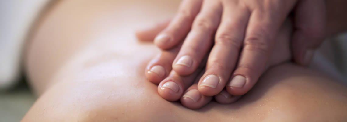 Massage at Marnie Downer