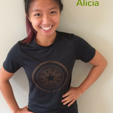 Welcoming Alicia with a massage discount for you.