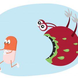 Antibiotics – good or bad?
