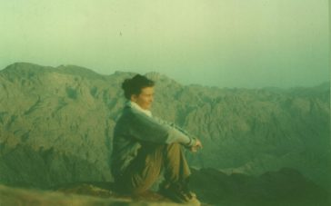 Sitting on the top of Mt Sinai