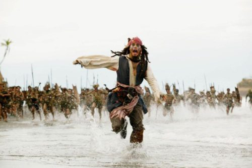 corona fleeing